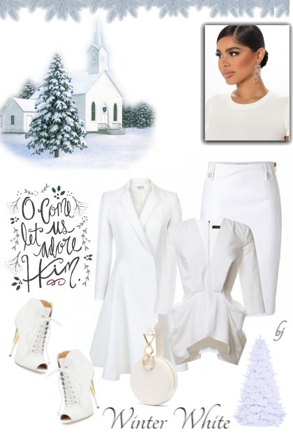 Winter White X