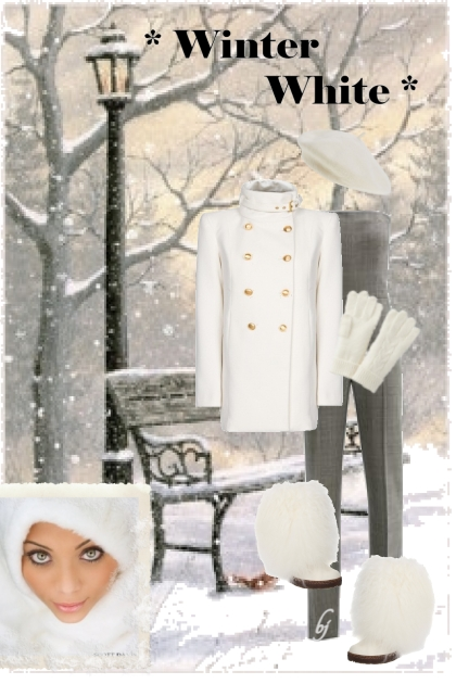 Winter White II