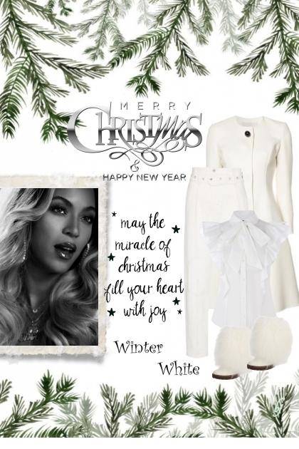 Winter White IX