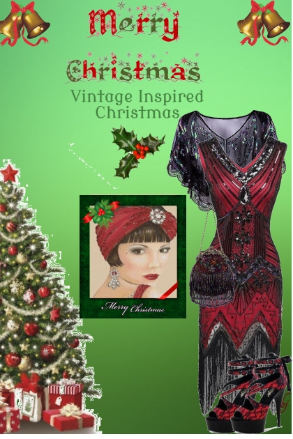 Vintage Inspired Christmas
