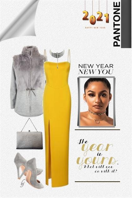 A Pantone New Year