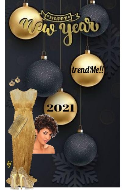 Happy New Year trendMe!!
