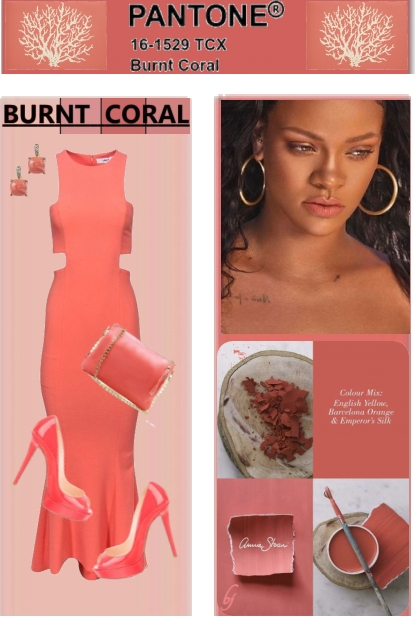 Burnt Coral 2