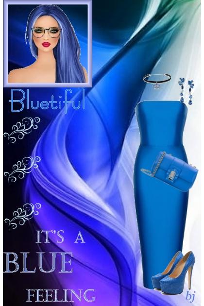 A Blue Feeling