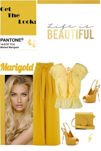 Get the Look--Marigold