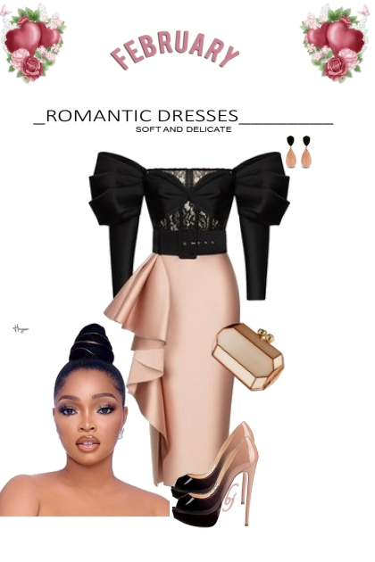 Romantic Dresses-Soft and Delicate