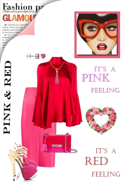 Pink? Red? Both!