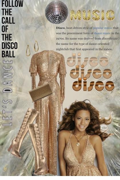 disco, disco, disco