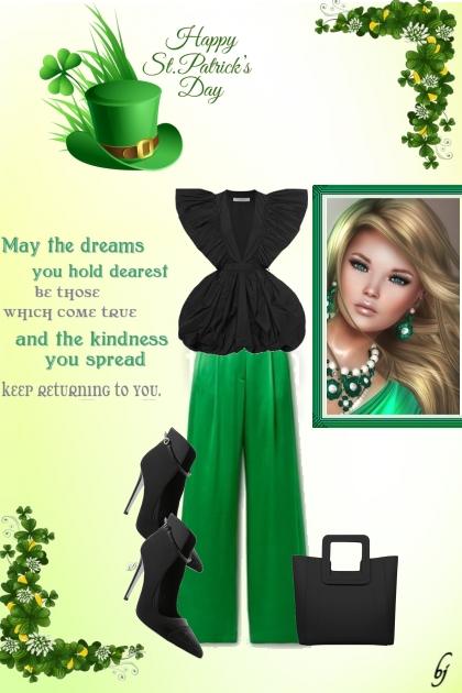 St. Patrick's Day Dreams