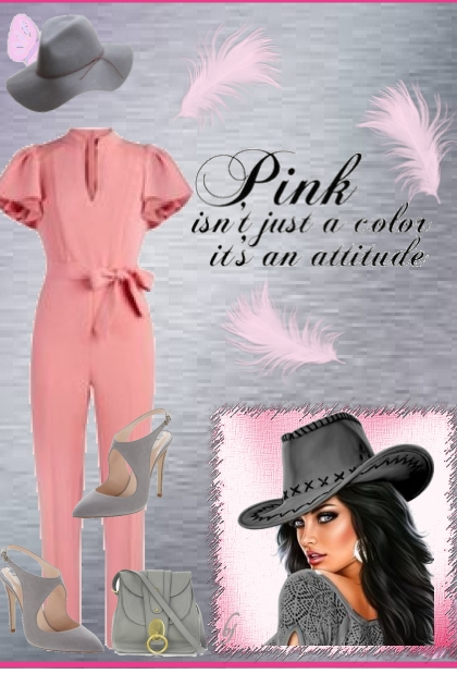 Pink Isn't Just a Color...