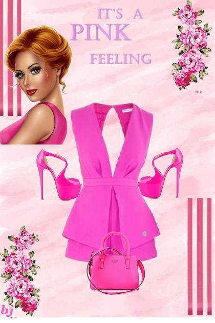 A Pink Feeling