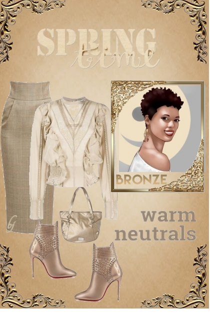 Warm Neutrals for Spring
