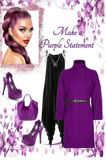 Make a Purple Statement