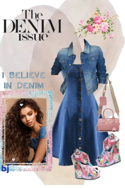The Denim Issue................