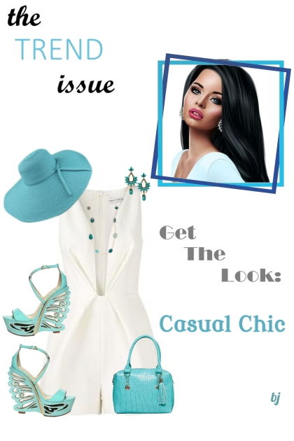 Get the Look--Casual Chic