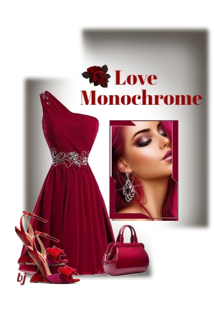 Love Monochrome