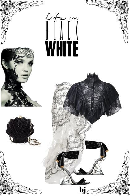 Black and White Style