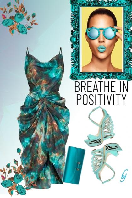 Breathe in Positivity