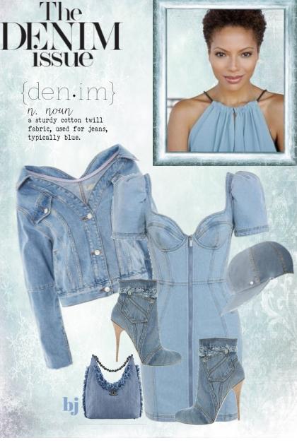 The Denim Issue 4