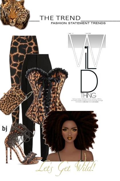Wild Fashion Statement Trend