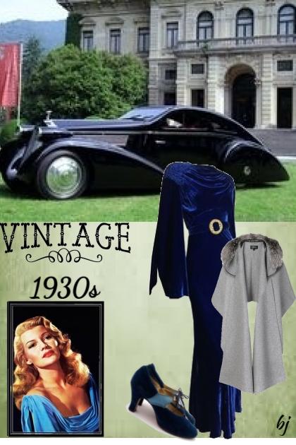 Vintage 1930s