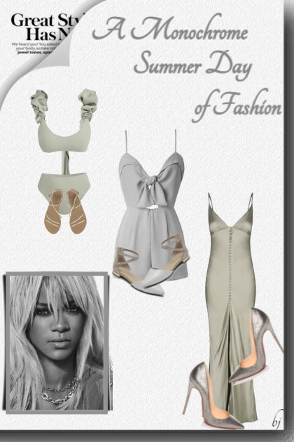 Summer Day  of Fashion