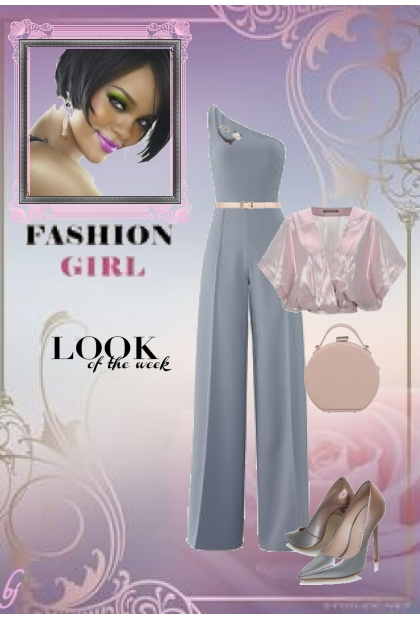 Fashion Girl Look of the Week