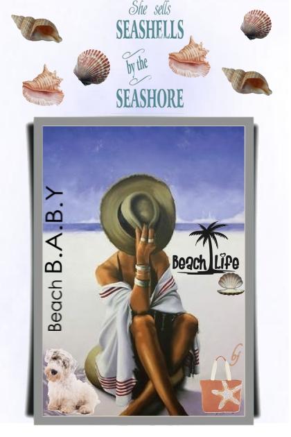 She Sells Seashells.....