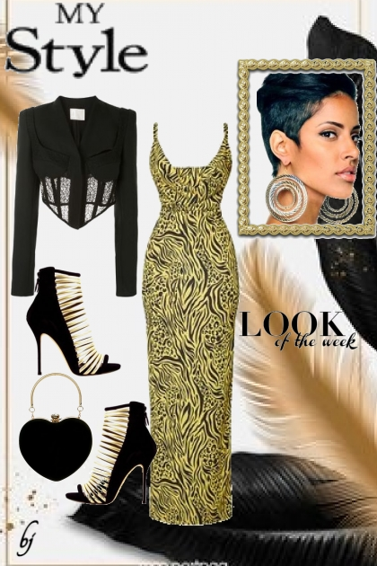 My Style--Look of the Week