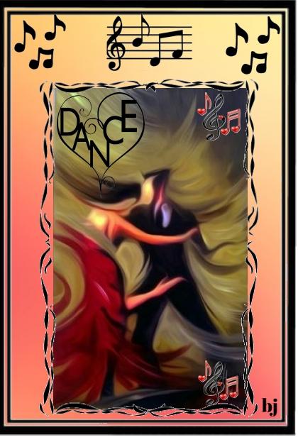 Dance......- combinação de moda