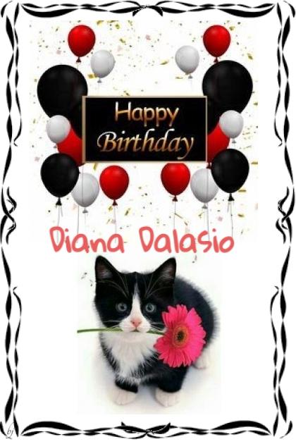 Happy Birthday Diana Dalasio!!