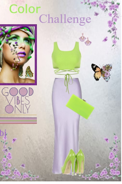 Lavender and Lime