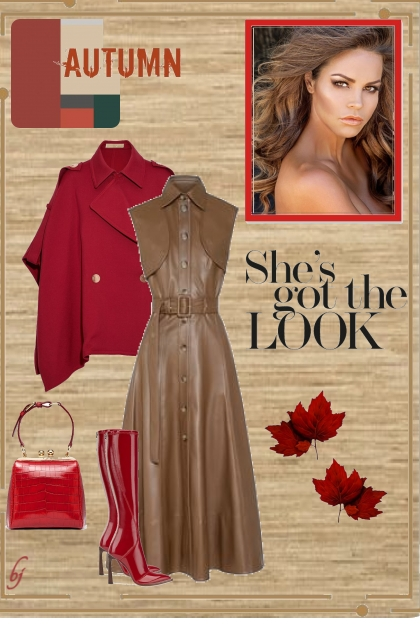 Autumn--She's Got the Look