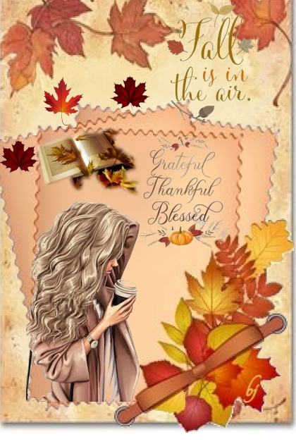 Fall is in the Air.......