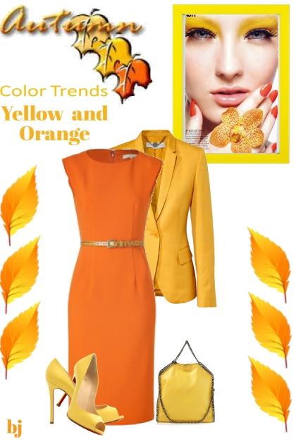 Autumn Color Trends