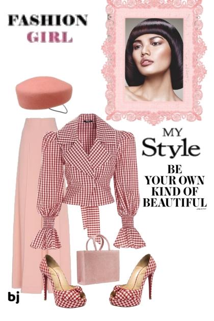 Fashion Girl--My Style