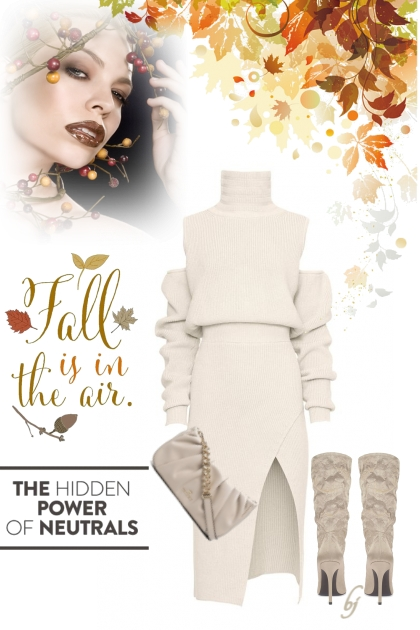 Fall is in the Air-Neutrals
