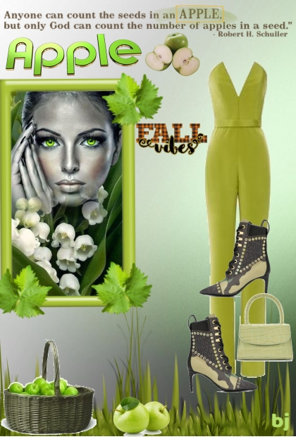 Green Apple Inspiration