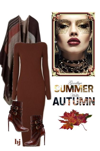 Goodbye Summer, Hello Autumn...