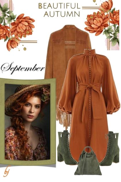 Beautiful Autumn--September