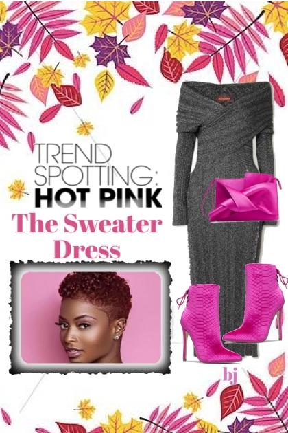 Trend Spotting:  Hot Pink