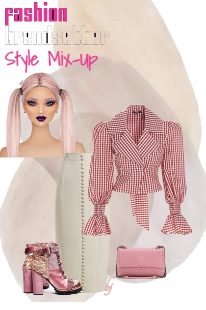 Fashion Trendsetter--Style Mix-Up