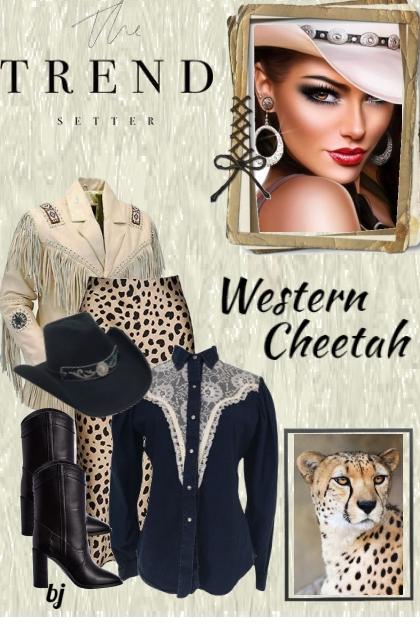 The Trend Setter--Western Cheetah