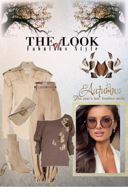 The Look of Autumn Style