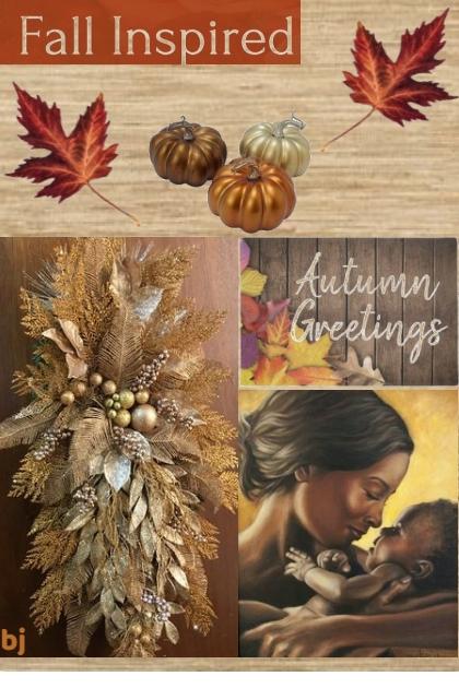 Fall Inspired- Fashion set