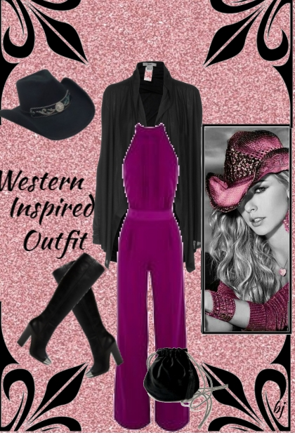 Western Inspired Outfit