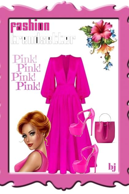 Pink! Pink! Pink! Pink!