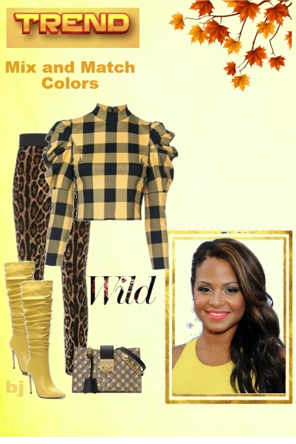 Trend--Mix and Match