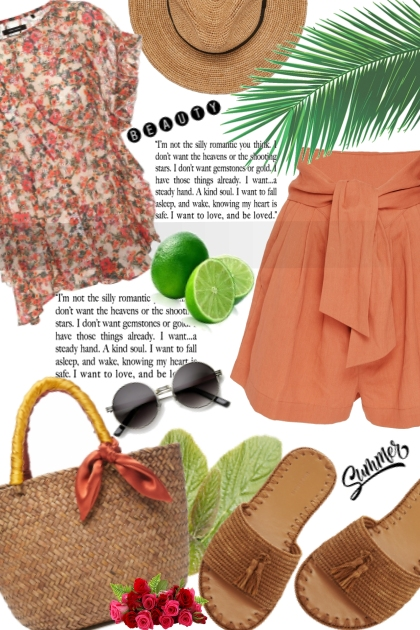 Summer outfit, let's go to the beach!!!