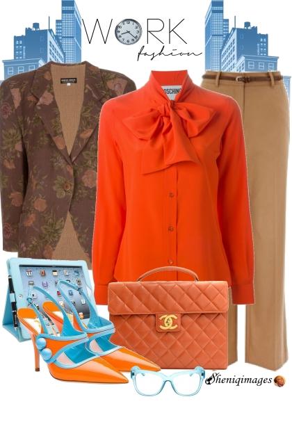 Work Fashion by Sheniq